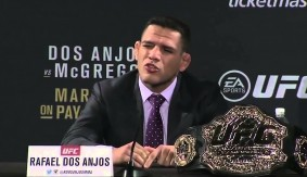 Video – UFC 196: Press Conference Highlights