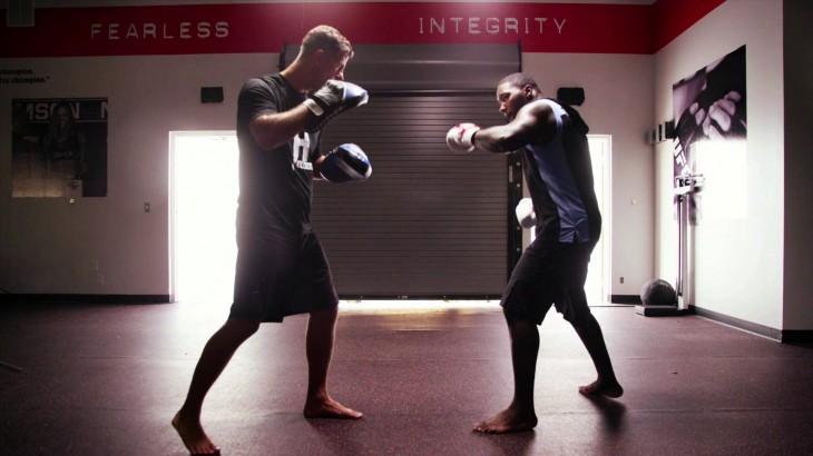 Video – UFC Fight Night Newark: Anthony Johnson Signature Moves