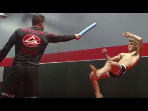 Video – UFC Fight Night Newark: Sage Northcutt's Debut