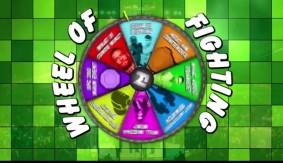 Wheel of Fighting – UFC Fight Night Boston
