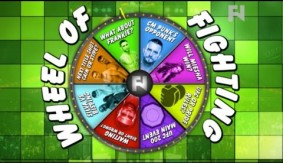 Wheel of Fighting – UFC Fight Night New Jersey