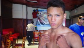 Nicaraguan Cristofer Rosales Rapidly Rising in Light Fly Division