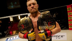Cage Warriors Returns on April 15 in London After 17-Month Hiatus