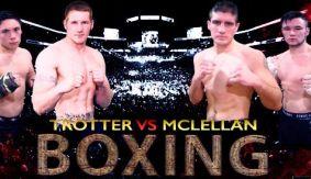 Trotter vs. McLellan for CPBC Super WW Title at Teofista Boxing 18 on Feb. 26