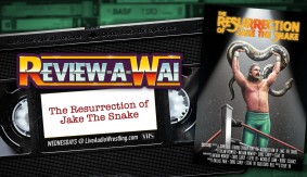 Review-A-Wai – The Resurrection of Jake the Snake feat. Diamond Dallas Page