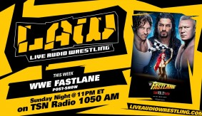 Feb. 21 Edition of The LAW – WWE Fast Lane Post Show