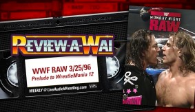 Review-A-Wai – WWF Monday Night Raw (March 25, 1996)