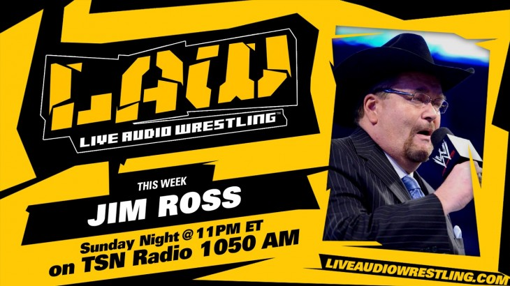 Feb. 28 Edition of The LAW feat. Jim Ross