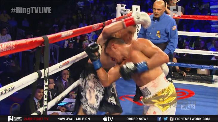 Golden Boy Live: Caballero vs. Garcia – Fight Network Recap