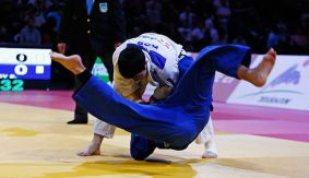 IJF Paris Grand Slam 2016 Day 1 Recap & Photos