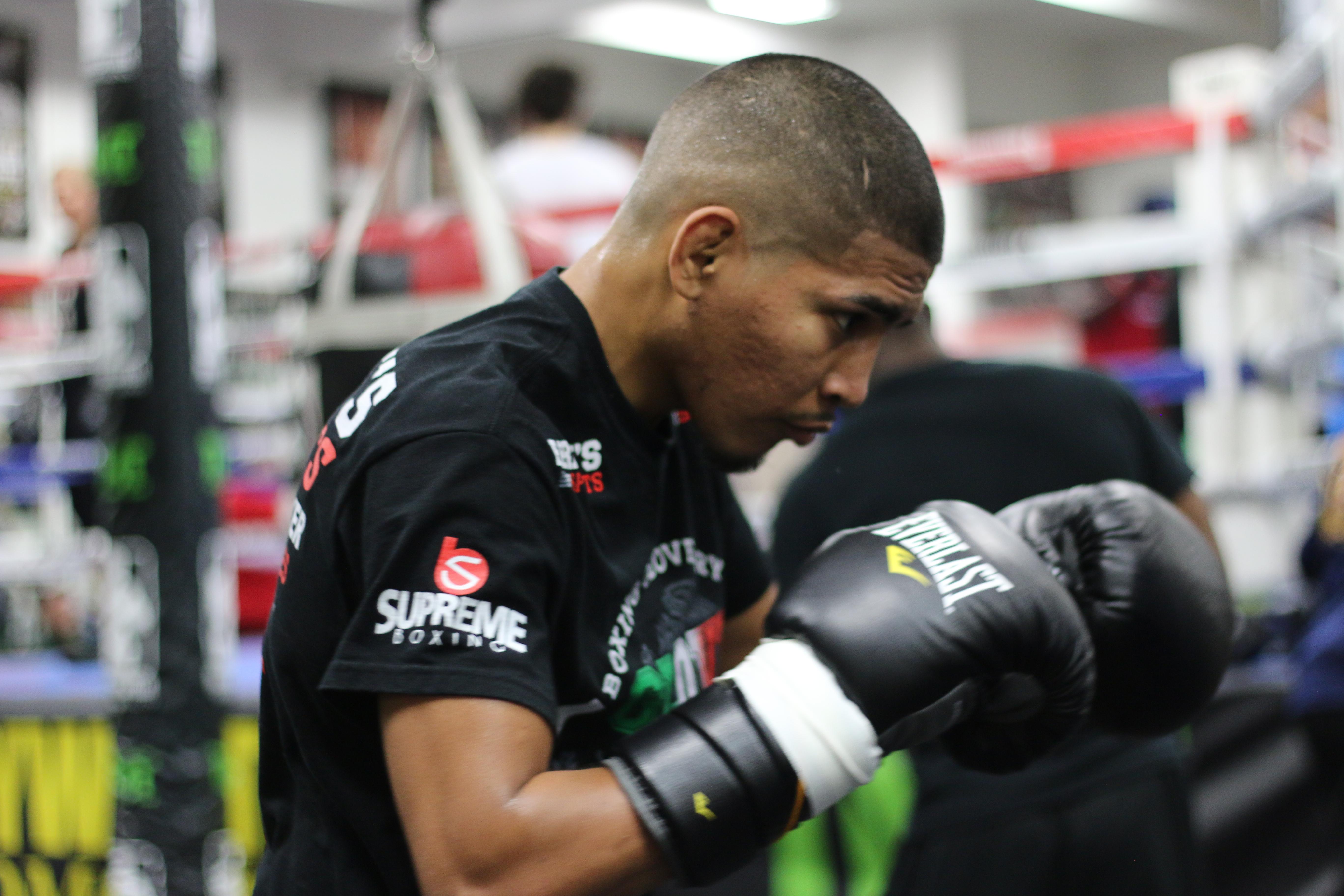Alexis Santiago Media Workout Quotes & Photos | Fight Network