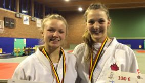 Judo Canada: Jessica Klimkait Wins 2 Medals After 12 Matches