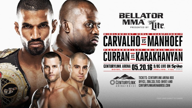 Julia Budd Off Bellator 155 with Injury; Alexis Dufresne Steps in to Face Marloes Coenen