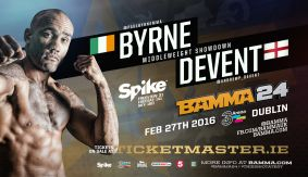 Late Changes to BAMMA 24 Fight Card