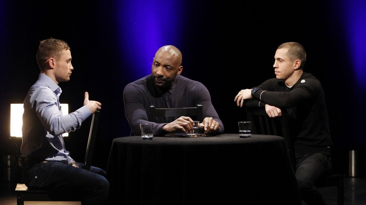 Carl Frampton & Scott Quigg – The Gloves Are Off
