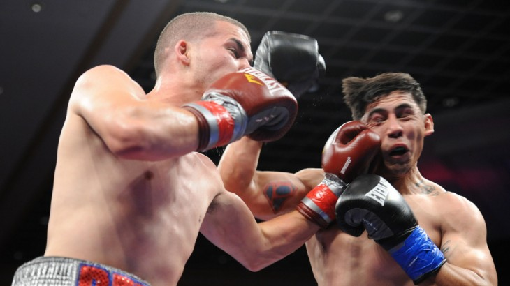 Sky's The Limit for Massachusetts Boxers Perez, Allen