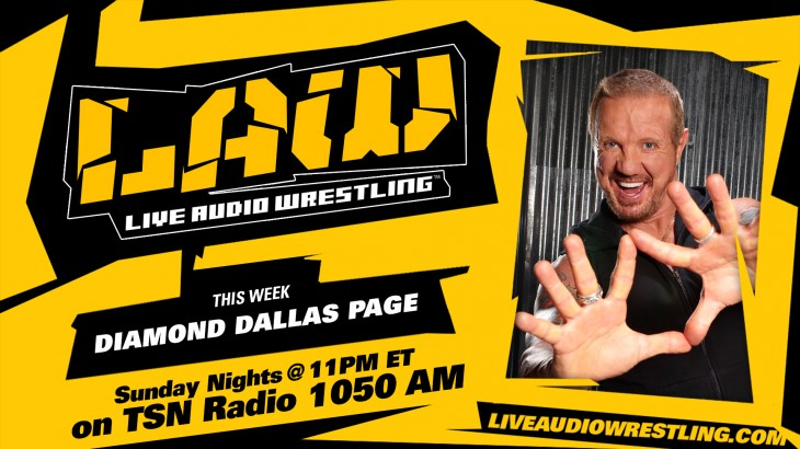 Jan. 31 Edition of The LAW feat. Diamond Dallas Page