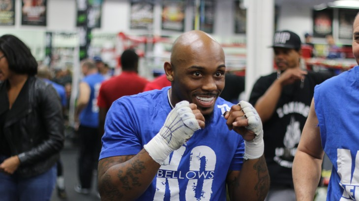 Lanell Bellows Training Camp Quotes & Photos