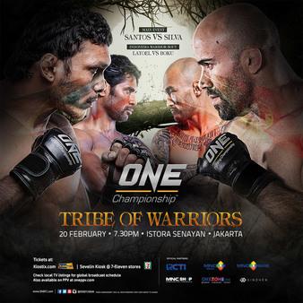 MMA_Poster_ONEFC:TribeWarriors