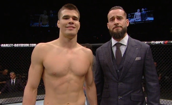 CM Punk's First Opponent Confirmed