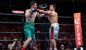 Ceja, Ruiz Ready to Put on Another Show in Rematch on Feb. 27 Showtime Boxing