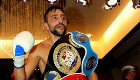 Khan Stops Quayed to Claim WBU Super Flyweight Crown