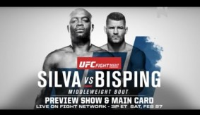Anderson Silva vs. Michael Bisping Preview & Evolution of Skills on Fight News Now