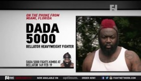 "Bellator 149: Dada 5000 on Kimbo Slice – ""His Career Will Be Over Feb. 19"""