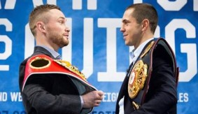 Carl Frampton vs. Scott Quigg Media Conference Call Transcript & Audio