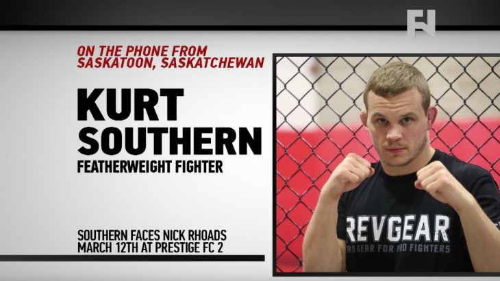 """Prestige FC 2: Kurt Southern – """"Awesome to Have in My Backyard"""""""