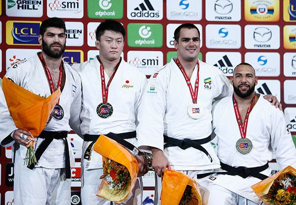 IJF Paris Grand Slam 2016 Day 2 Recap & Photos