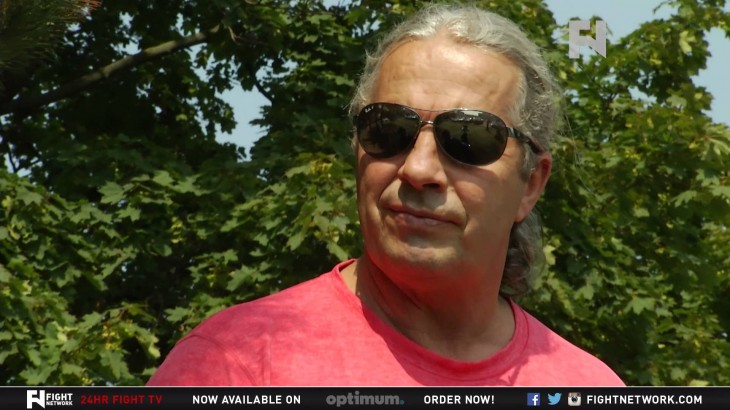 The LAW: Bret Hart To Undergo Surgery For Prostate Cancer