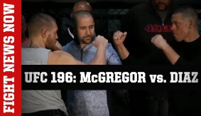 UFC 196: McGregor vs. Diaz, UFC 198: Werdum vs. Miocic & More on Fight News Now