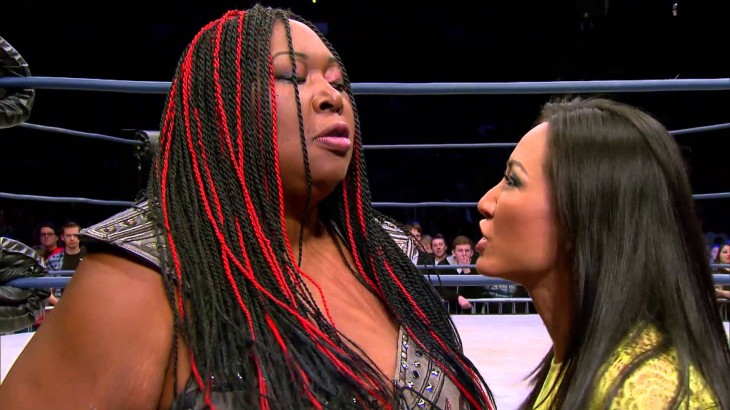 Feb. 5 News Update: Awesome Kong Released by TNA