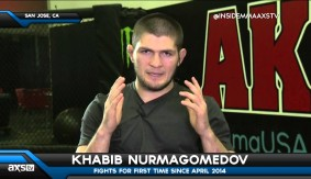 Video – Inside MMA: Khabib Nurmagomdeov Wants Title Shot After UFC Fight Night Tampa
