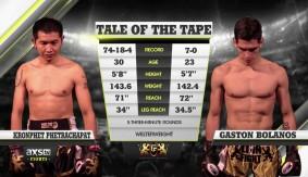 Video – Lion Fight 27 Full Fight: Gaston Bolanos vs. Kronphet Phetrachapet