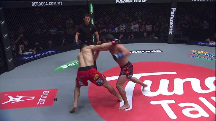 Video – ONE Championship Full Fight: Adrian Pang vs. Peter Davis
