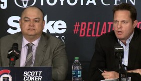 Video Replay – Bellator Kickboxing Announcement