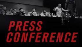 Video Replay – UFC 196: McGregor vs. Diaz Press Conference