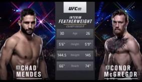 Video – UFC 196 Free Fight: Conor McGregor vs. Chad Mendes