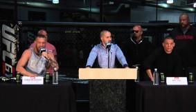 Video – UFC 196: McGregor vs. Diaz Press Conference Highlights