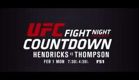 Video – UFC Fight Night Countdown: Hendricks vs. Thompson