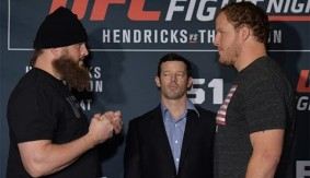 Video – UFC Fight Night Las Vegas: The Matchup – Roy Nelson vs. Jared Rosholt