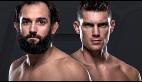 Video – UFC Fight Night Las Vegas: Joe Rogan Previews Hendricks vs. Thompson