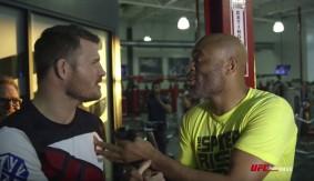 Video – UFC Fight Night London: Open Workout Highlights