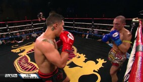 "Video – Victor ""Dynamite"" Saravia Highlights"