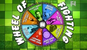 Wheel of Fighting – UFC Fight Night Pittsburgh