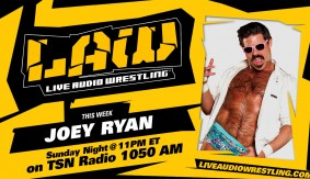 March 6 Edition of The LAW feat. Joey Ryan, Dave Meltzer, UFC 196