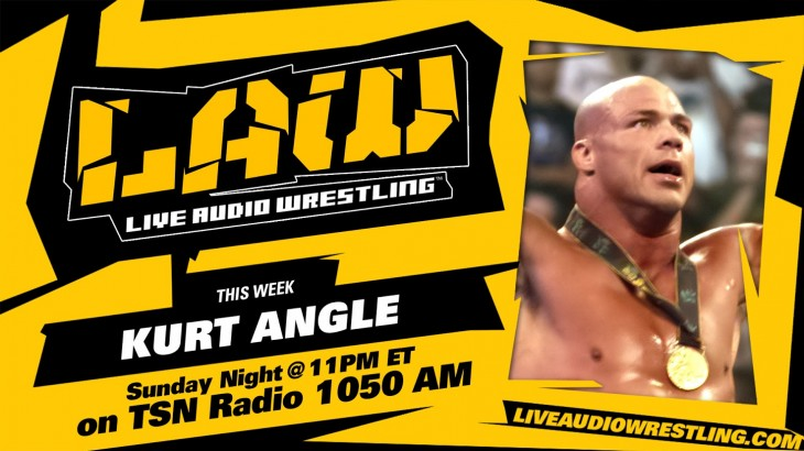 March 20 Edition of The LAW feat. Kurt Angle, UR Fight Review