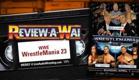 Review-A-Wai – WrestleMania 23 with CM Punk, Dan Lovranski